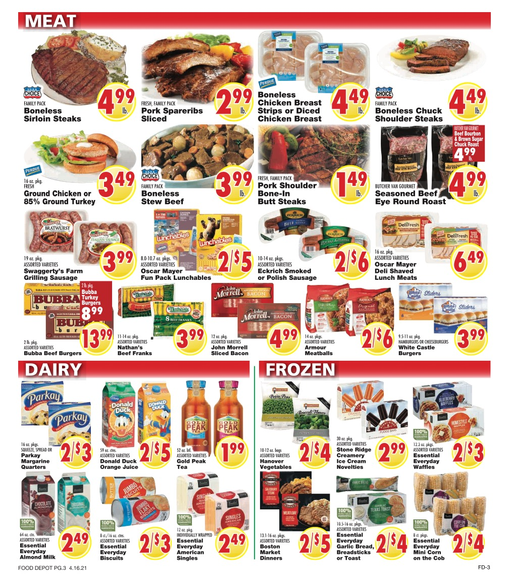 This Week's Specials - page 3