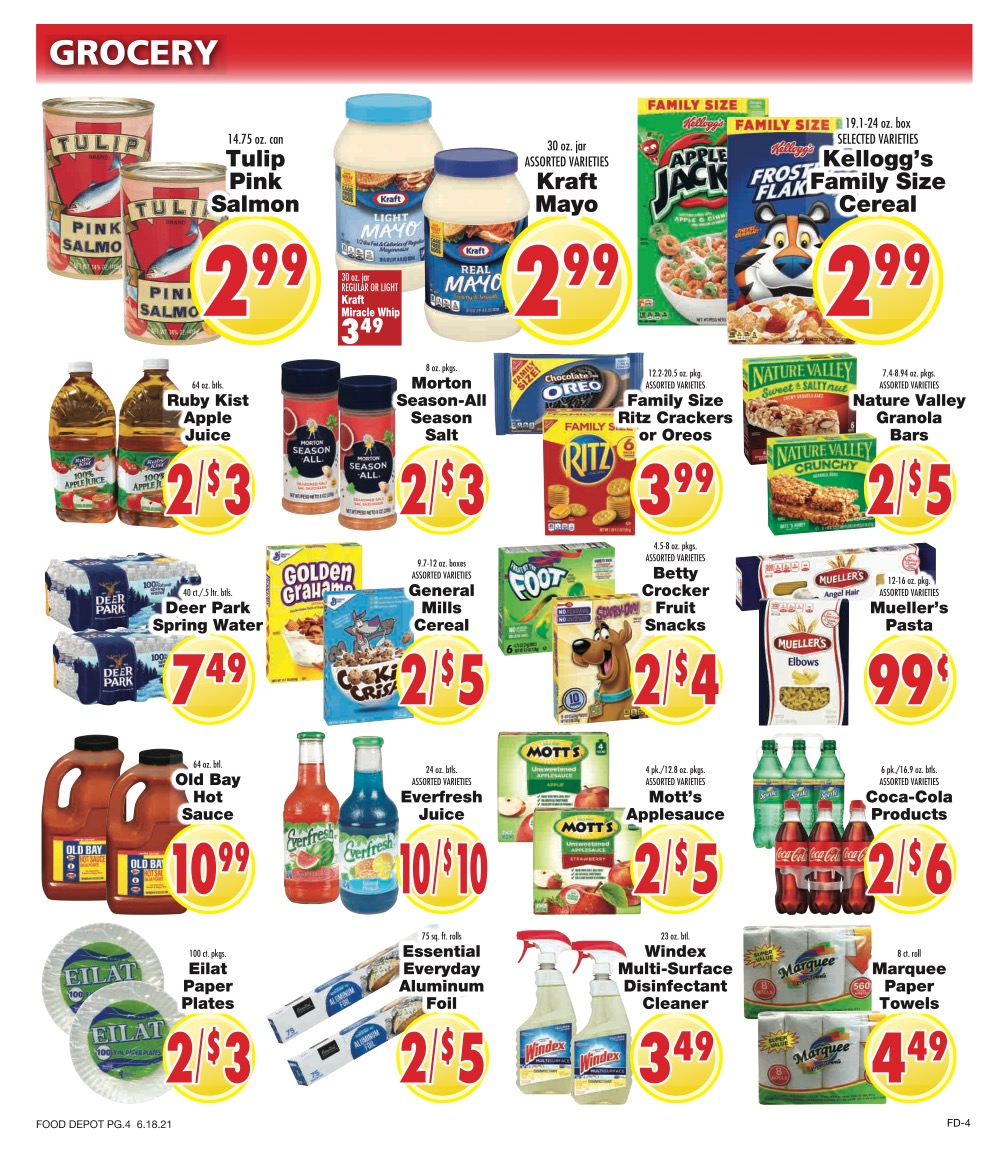 This Week's Specials - page 4